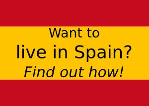 You can escape the cold by moving to Spain